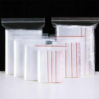 Reusable Ziplock Fridge Bags, Zip Bags, Lock Tight
