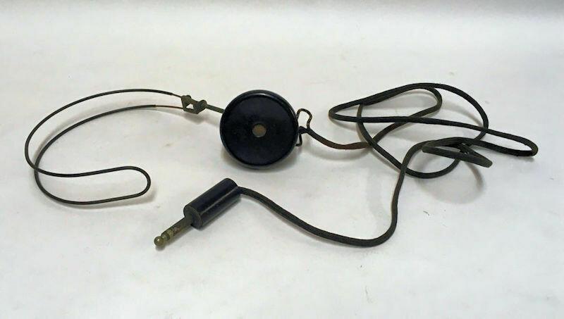 "Trimm Dependable - Single Headset - 1/4"" Phone Plug"