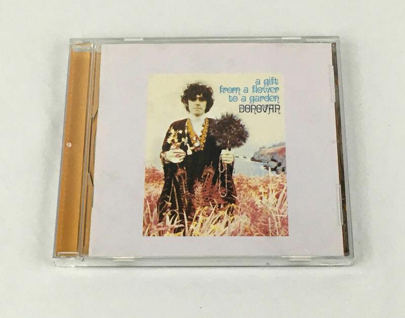 Donovan a gift from a flower to a garden CD BGO CD194 Mono – 1993 (BGO UK) OOP
