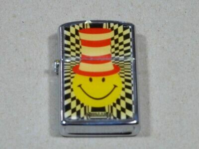 A.A.D.L.P. CHINA Happy Face Lighter