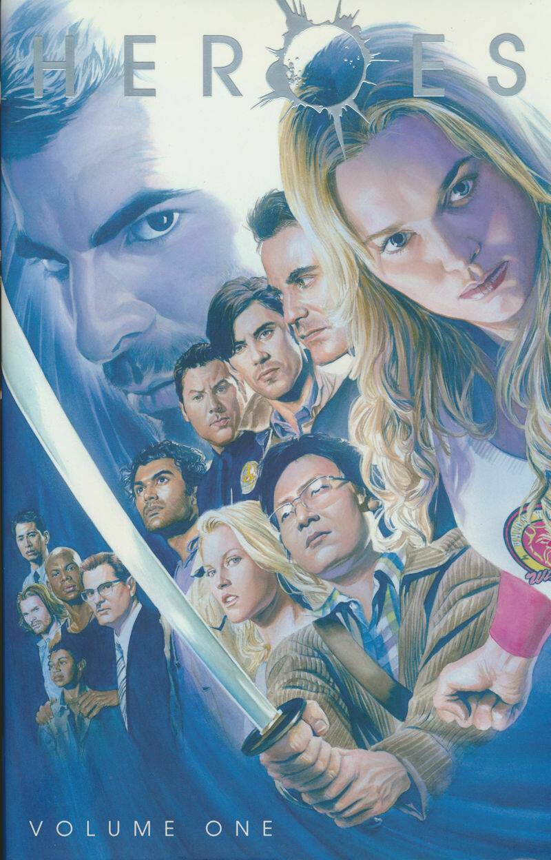 HEROES Volume One DC Comics 2007 HC/DJ Ist Edition