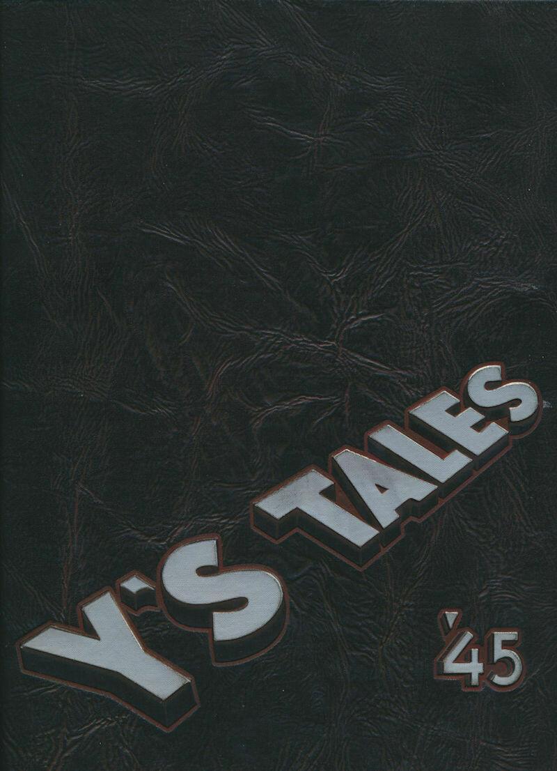 Y's Tales 1945 Yearbook York Community High School Elmhurst, IL
