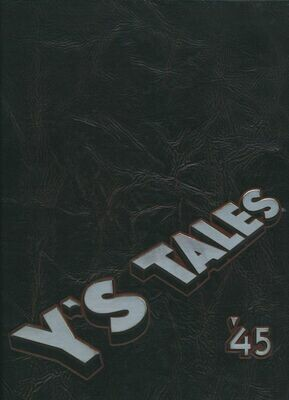 Y's Tales 1945 Yearbook York Community High School Elmhurst, IL