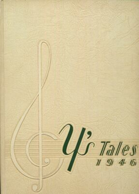 Y's Tales 1946 Yearbook York Community High School Elmhurst, IL
