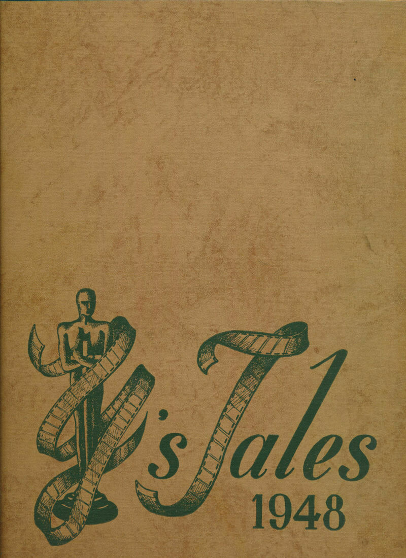 Y's Tales 1948 Yearbook York Community High School Elmhurst, IL