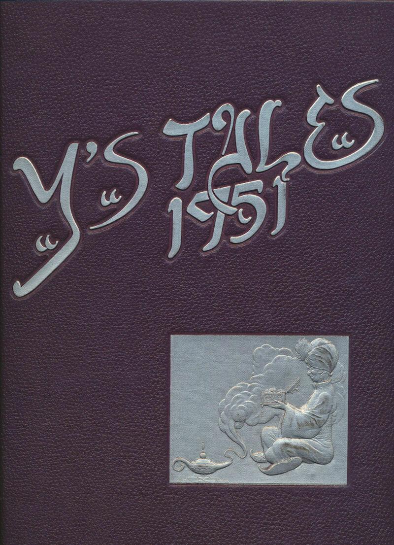 Y's Tales 1951 Yearbook York Community High School Elmhurst, IL