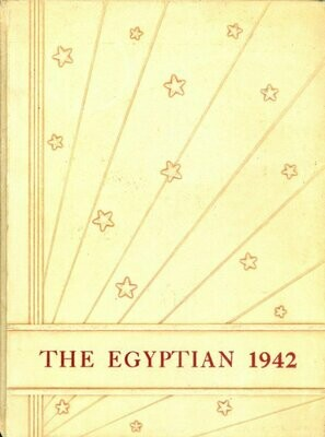 The Egyptian 1942 Yearbook - Mt. Carmel, IL - Grade & High School
