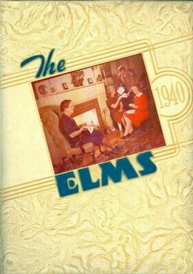 The Elms 1940 Yearbook - Elmhurst College - Elmhurst, IL