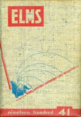 The Elms 1941 Yearbook - Elmhurst College - Elmhurst, IL