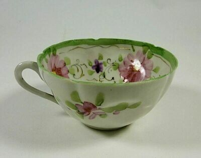 China Tea Cup - Unmarked