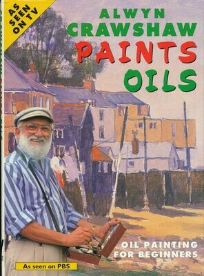 Alwyn Crawshaw Paints Oils