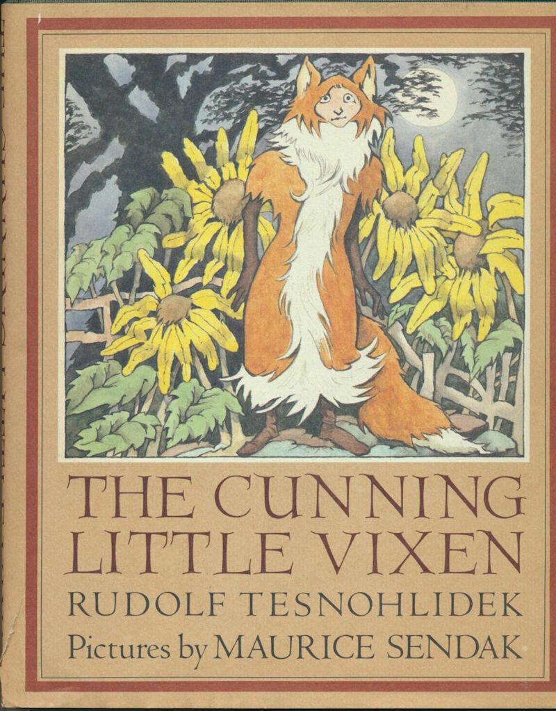 The Cunning Little Vixen Rudolf Tesnohlidek 1st Edition 1985 HC DJ