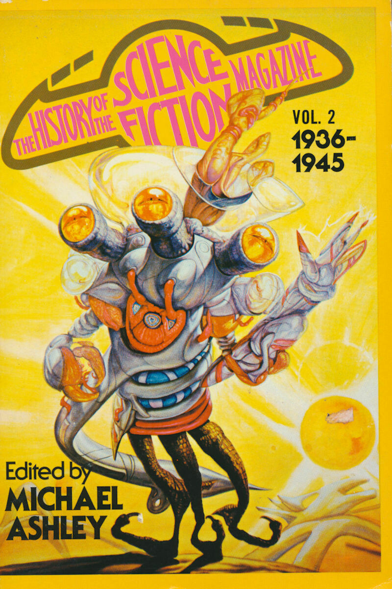 The History of The Science-Fiction Magazine Vol. 2 1936-1945 Soft Cover 1975