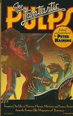 The Fantastic Pulps (October 1976) Soft Cover