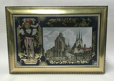 Lambertz Limited Edition Cookie Tin - Germany 1998 - Container Only.