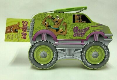 Scooby Doo 3D Truck Collectible Candy Tin Box
