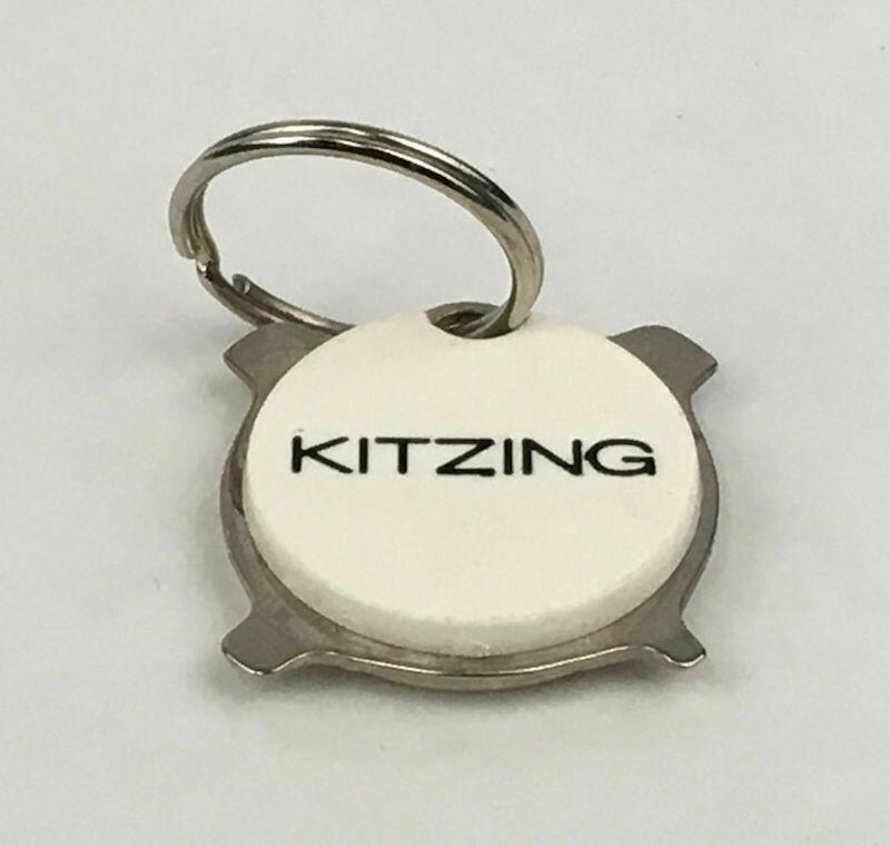 Kitzing Multi-Bit Screwdriver Key Ring