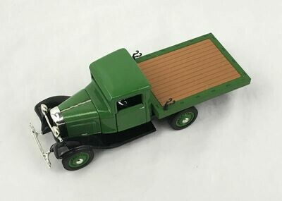 1934 Ford Flatbed Truck with Chain The National Motor Museum Mint Die Cast - #SST5690
