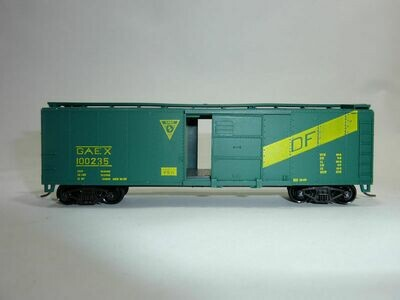 HO Gauge GAEX / PRR 100235 Box Car.