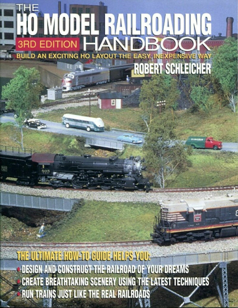 The HO Model Railroading Handbook 3rd Edition