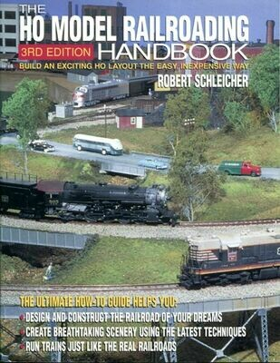 The HO Model Railroading Handbook 3rd Edition