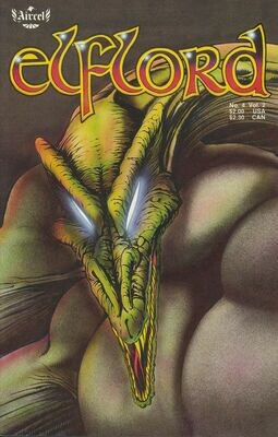 Elflord (1986 2nd Series) #4 Aircel