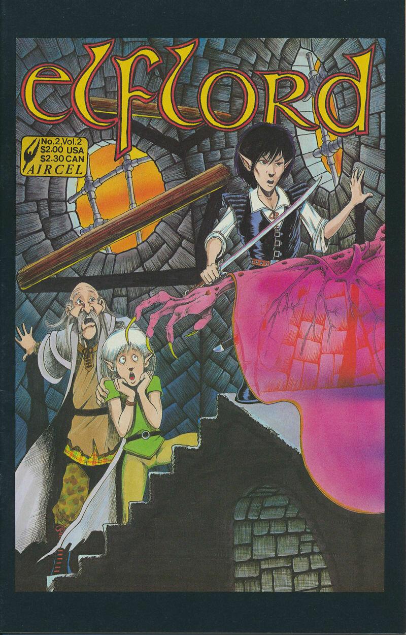 Elflord (1986 2nd Series) #2 Aircel