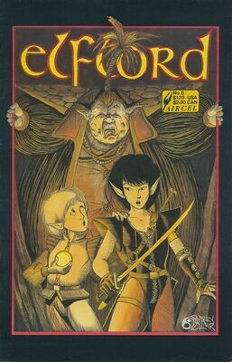 Elflord (1986 2nd Series) #6 Aircel