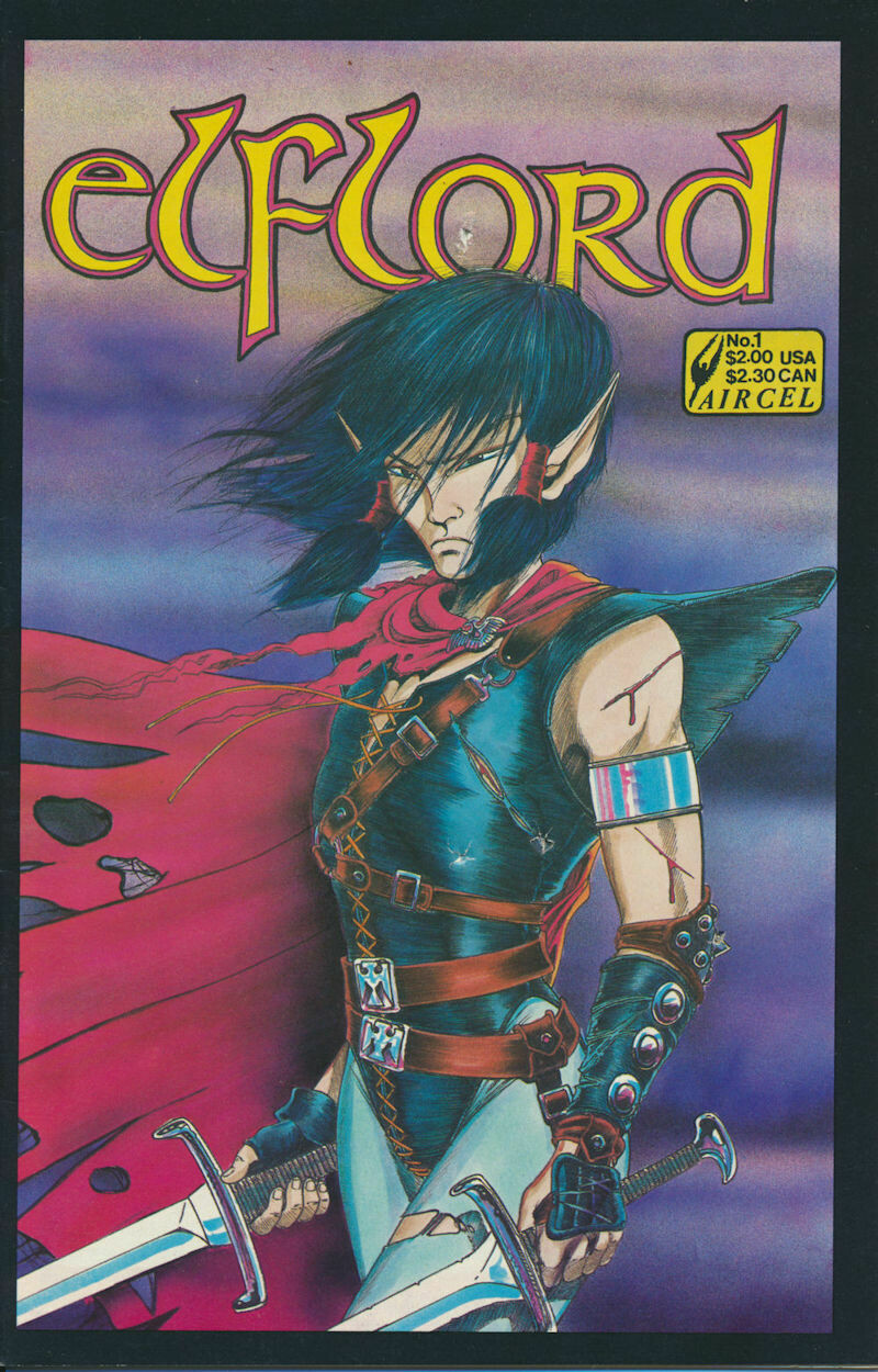 Elflord (1986 2nd Series) #1 Aircel