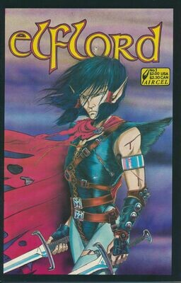 Elflord (1986 2nd Series) #1 Aircel