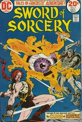 Sword of Sorcery (1973) Issue #4 DC