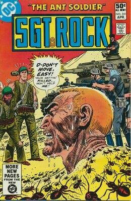 Sgt. Rock No. 351 1981 DC