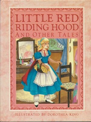 Little Red Little Red Riding Hood And Other Tales 1988 HC