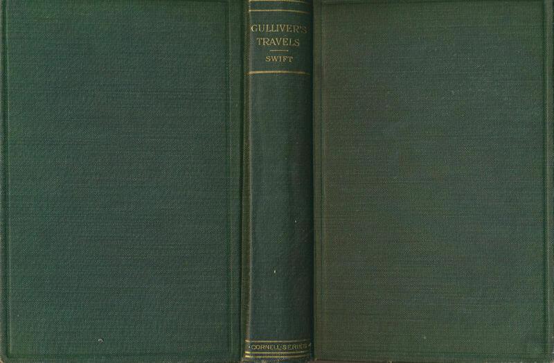 Gulliver's Travels by Jonathan Swift A.L. Burt Company circa 1898-1927