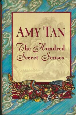 The Hundred Secret Senses By Amy Tan HC/DJ First Edition 1995