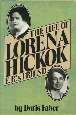 The Life of Lorena Hickok Ist Edition HC/DJ