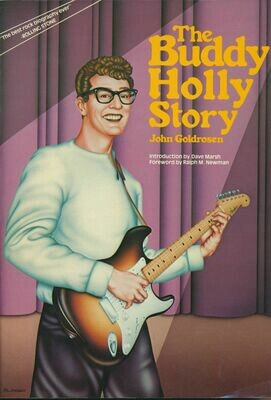 The Buddy Holly Story by John Goldrosen Paperback Revised edition (July 1, 1979)