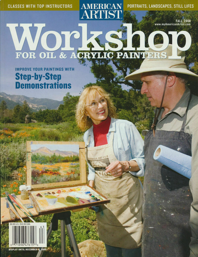 Workshop for Oil & Acrylic Painters - American Artist Magazine - Fall 2006