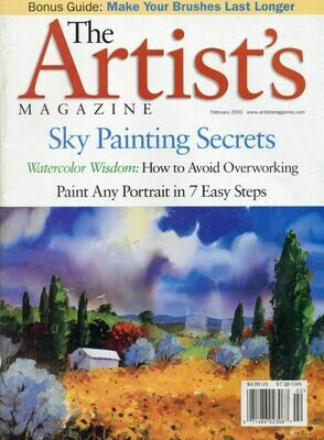 The Artist's Magazine February 2003