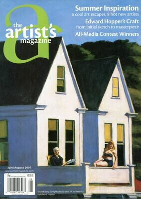 The Artist's Magazine July/August 2007