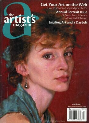 The Artist's Magazine April 2007