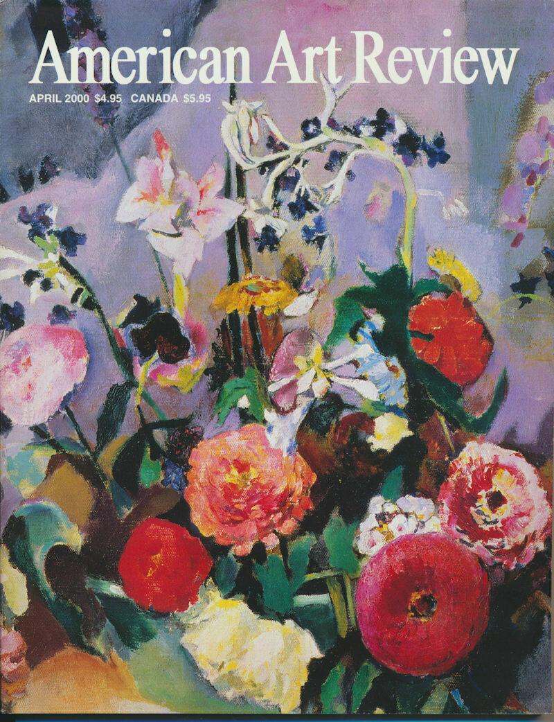 American Art Review Mar-Apr 2000 Carles, Parrish, Lipton, Boston School, AZ, Smithsonian