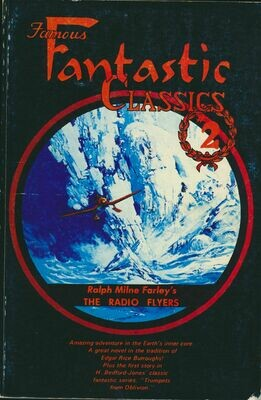 Famous Fantastic Classics #2: The Radio Flyers and Other Stories 1973 Softcover