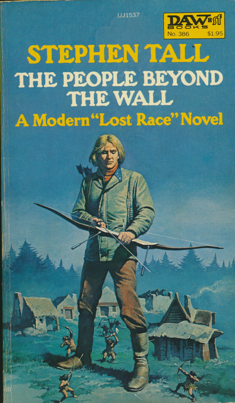 The People Beyond the Wall – 1980 DAW 1st Softcover