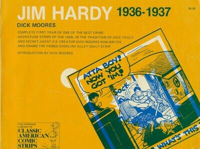 Jim Hardy: A Complete Compilation, 1936-1937 Paperback 1977