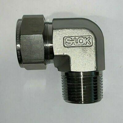 """1"""" Male Elbow SLM-16-16N-S6"""