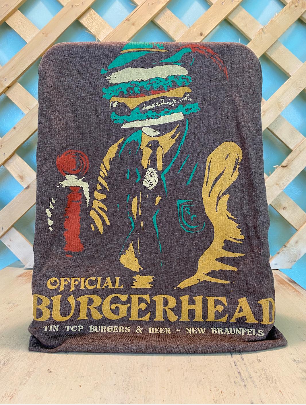 Burgerhead Shirt