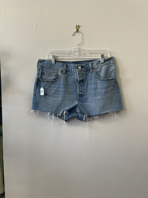 Levi's 501 Shorts, Size 31