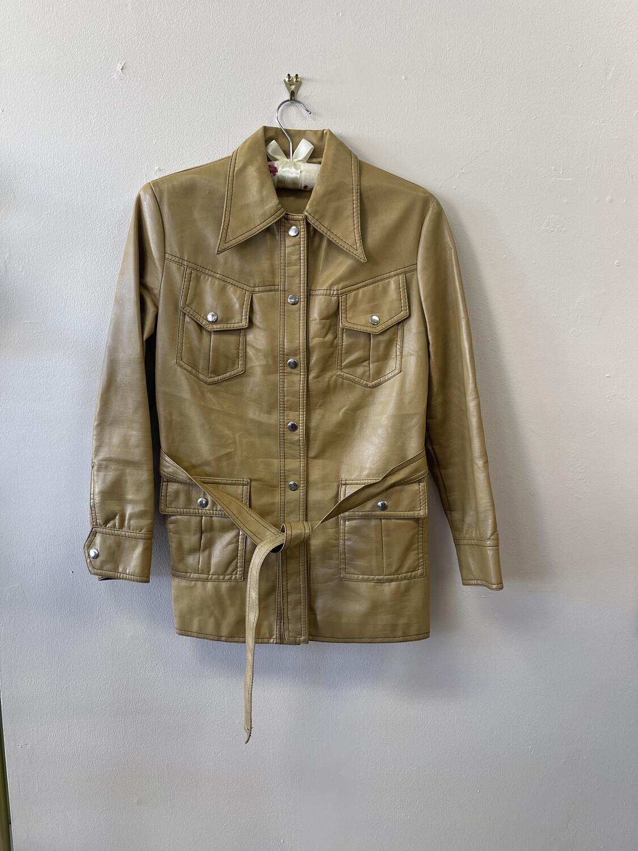 Vintage 1970 La Scala Jacket, Size Medium