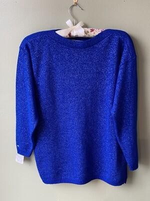 Royal Blue BFA Classics Sweater